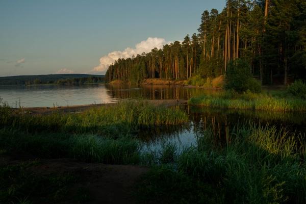 Река Кама (38 фото)