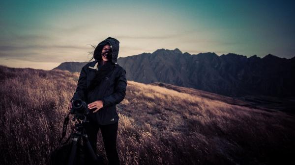 Яркий калейдоскоп образов от Трея Рэтклиффа (100 фото)